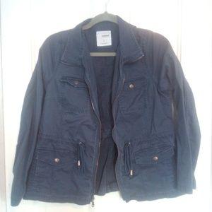 Sonoma navy blue jacket